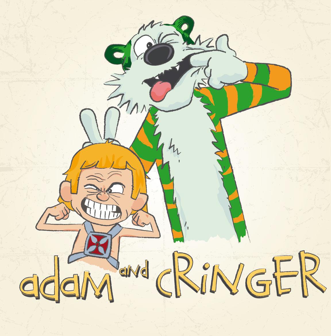 Adam&Cringer