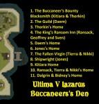 V2 Buccaneers Den